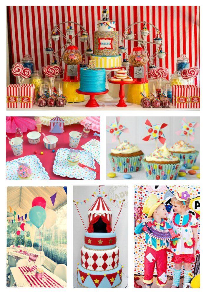 Crédits : Modern Confetti, Arte da Ka, Catch my party & Karas party ideas