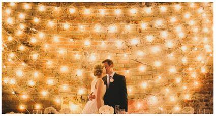 Un backdrop spécial mariage guinguette