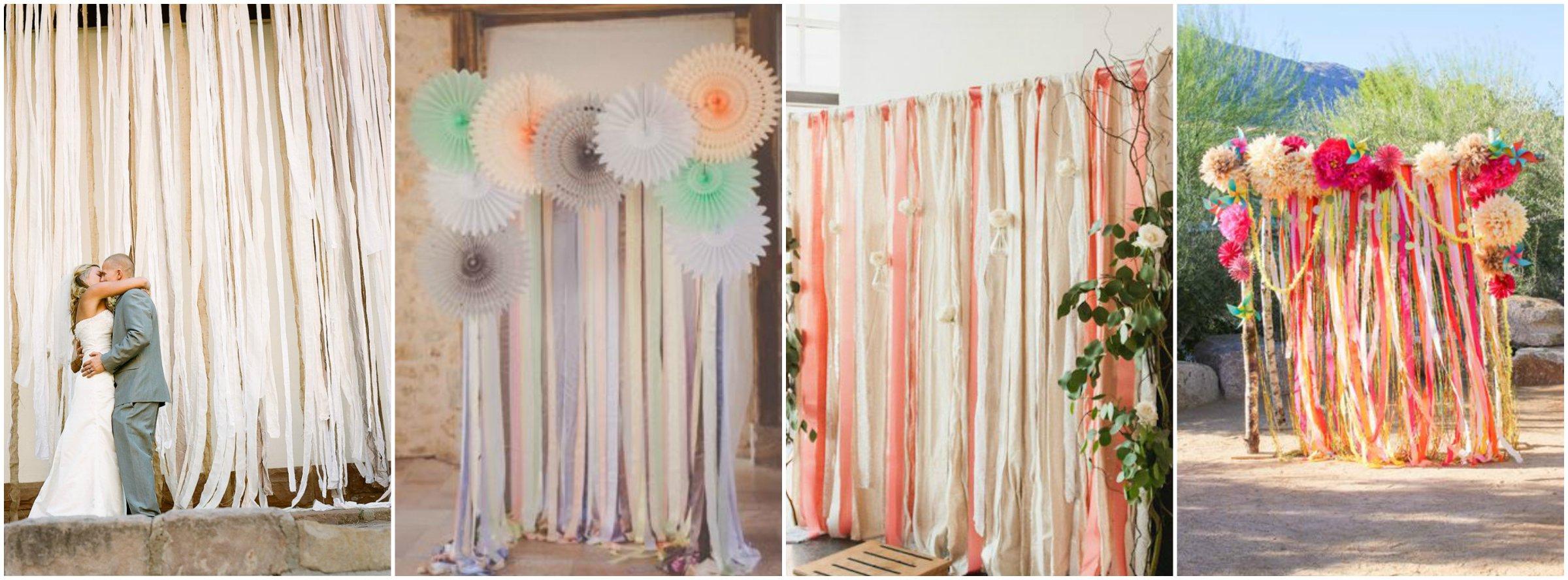 un d cor de photobooth diy pour votre mariage ou votre f te le blog de modern confetti. Black Bedroom Furniture Sets. Home Design Ideas