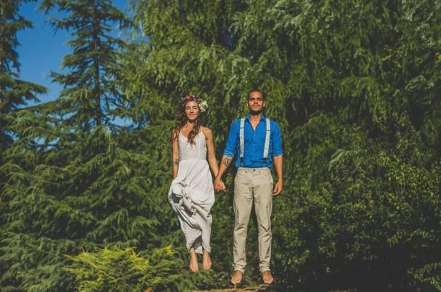 Un mariage gipsy comme on les aime chez modern confetti