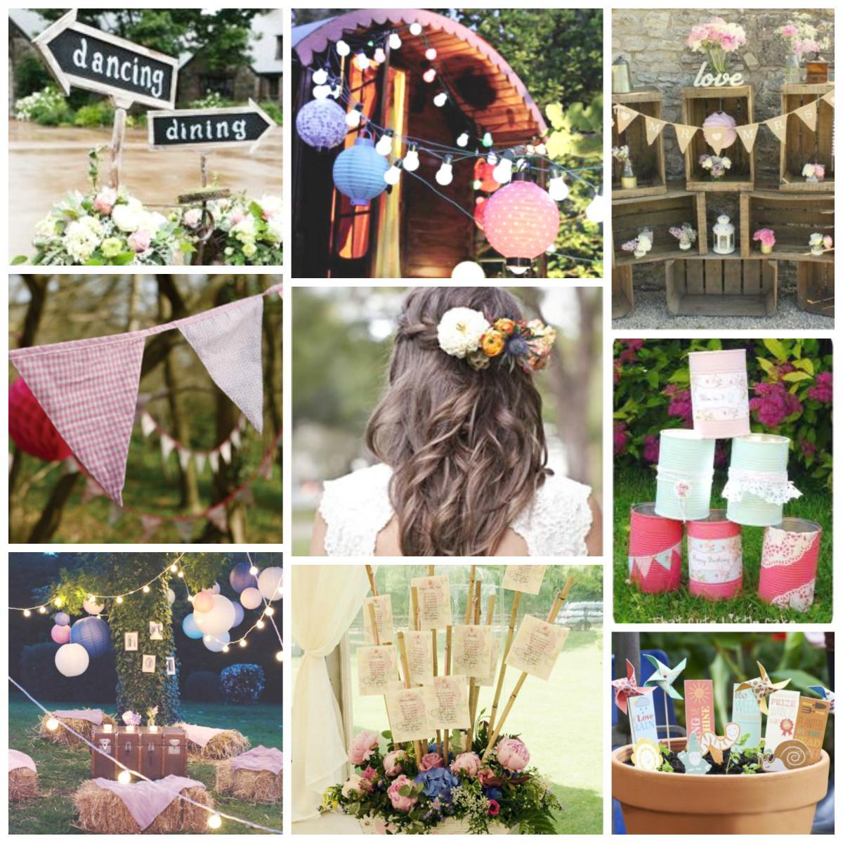 Populaire Un décor de photobooth DIY pour votre mariage ou votre fête - Le  EJ19